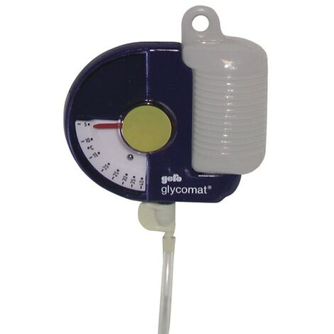 Pèse antigel éthylène glycol à pompe