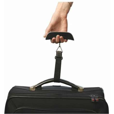 Pèse bagage électronique coloré - Balance à main digitale