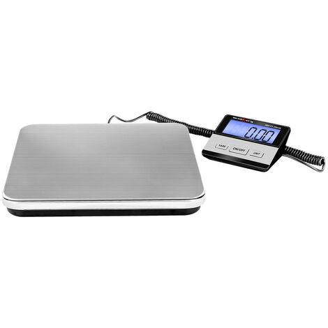 Pèse-colis digital - 200 kg / 50 g - Basic - écran LCD terne