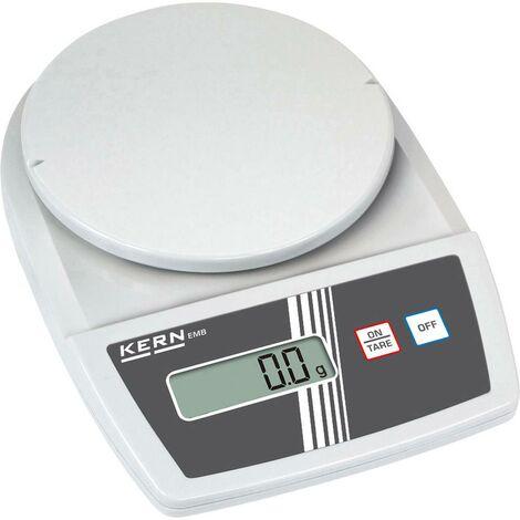 Pèse-lettre Kern Plage de pesée (max.) 5.2 kg Lisibilité 5 g