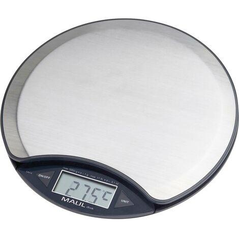 Pèse-lettre Maul MAULdisk Plage de pesée (max.) 5 kg Lisibilité 1 g