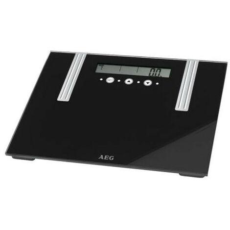 Pèse-personne AEG PW 5571 FA 6en1 en verre pour salle de bain (520571)