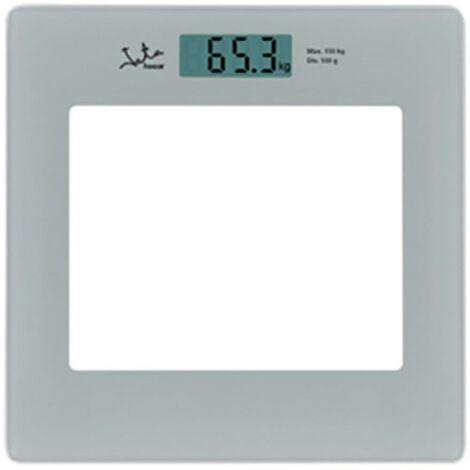 Pèse-personne électronique 150Kg Silver Jata Hogar