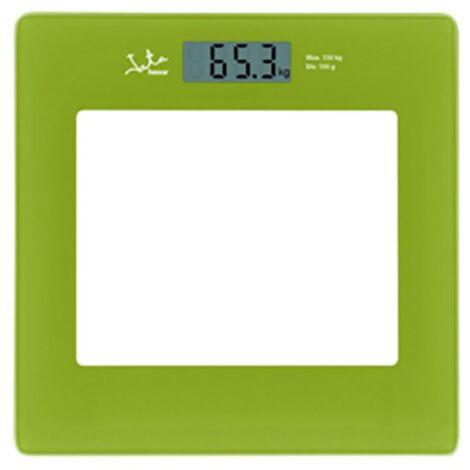 Pèse-personne électronique 150Kg Vert Jata Hogar