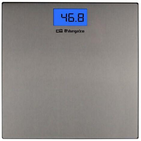 Pèse-personne électronique 30X30Cm/150Kg Pb-2222 Orbegozo