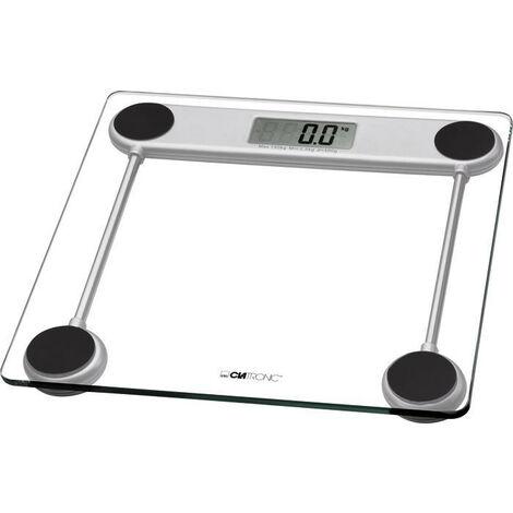 Pèse-personne en verre Clatronic PW 3368 (271666)