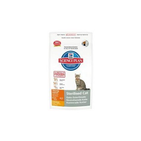 PET-396004 Hills Science Plan Feline Mature Adult Sterilised Cat (1.5kg)