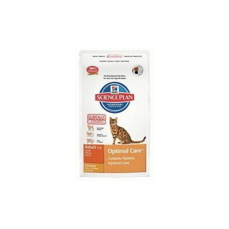 PET-529585 Hills Science Plan Feline Adult Optimal Care Chicken (5kg)