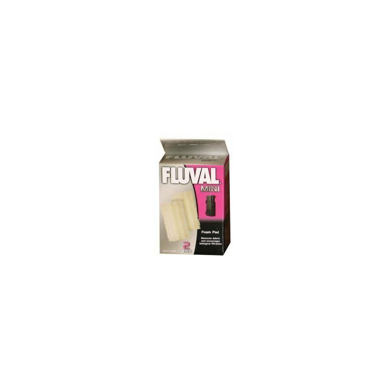 Image of Mini Foam Insert (2Pcs) x 1 (59000) - Fluval