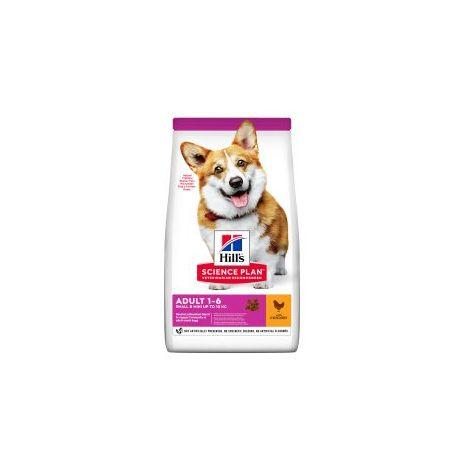 PET-72676 Hills Science Plan Canine Adult Small & Mini Light (1.5kg)