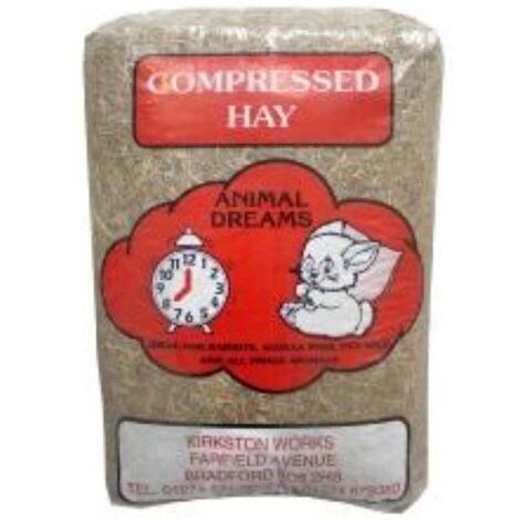 Pet Bedding Hamster Bedding Rabbit Bedding Animal Dreams Compressed Hay