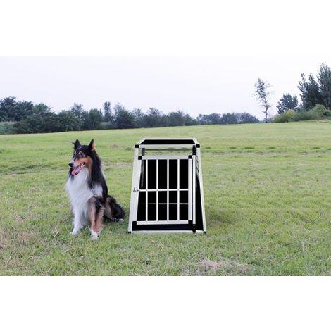 Pet Cage Aluminium Single Door Large