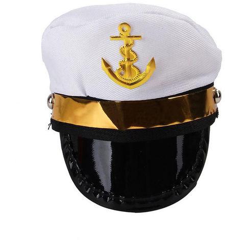 Pet Hat Halloween Costumes For Pets Black , Sailor Hat
