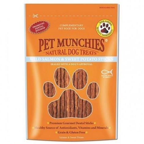 Pet Munchies Natural Meat Dog Treats (8 Packs)