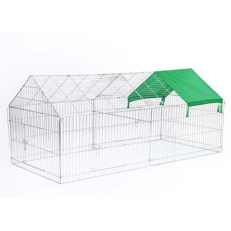 @Pet Outdoor Pet Enclosure Luxury XL Metal 20308