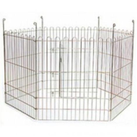 Pet Puppy Playpen Folding Dogs Cats Rabbits Run Cage 480x60cm