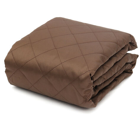 """main image of """"Pet Sofa Chair Furniture Protective Cover Pad Coffee"""""""