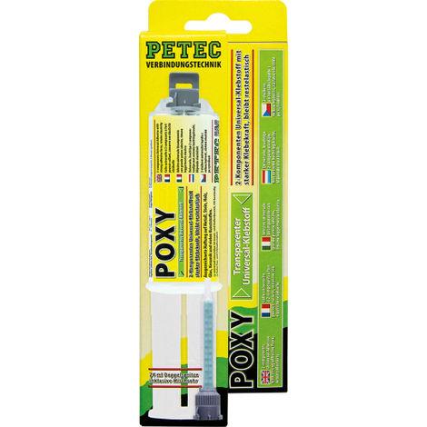 Petec universal 2 Komponentenklebstoff 24ml