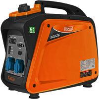 Petit groupe électrogène silencieux inverter VINCO 60156 2,0 Kw