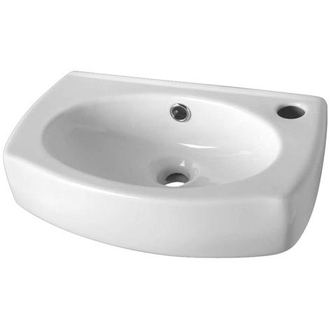 """main image of """"Petit lave mains à suspendre en céramique"""""""