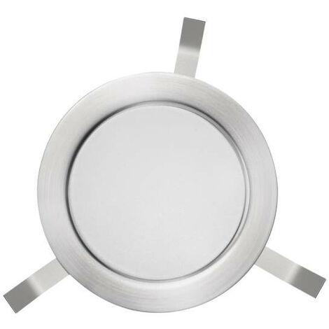 5 x 7w DC12v LED Spot Terrasse Lampe Encastré Exterieur Jardin Ronde Blanc Chaud
