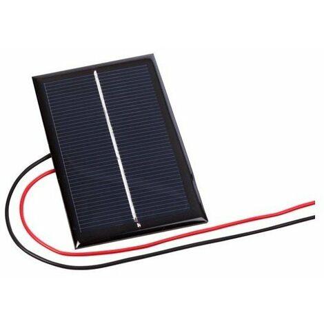 Petite cellule solaire (0.5 v / 800 ma) pour panneau solaire