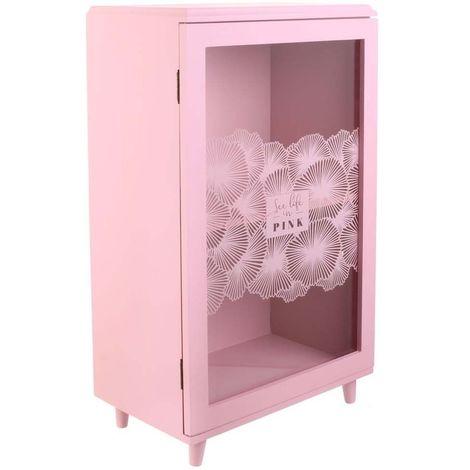 Petite rangement See life in pink - Rose