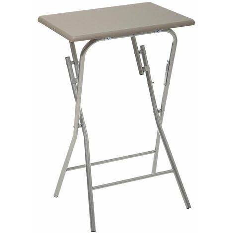 Petite table rectangulaire pliante