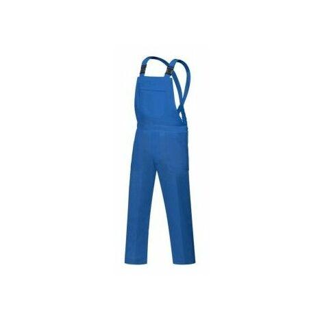 Peto Trabajo T54 Elastico Poliester/Algodon Azul L500