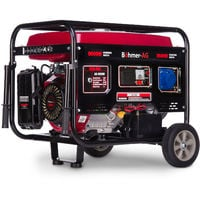 Petrol Electric Generator AG-9000W ~ 16HP 10.5Kva Portable Camping Power Bohmer