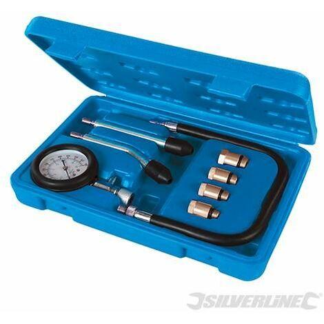 Petrol Engine Compression Test Kit 8pce