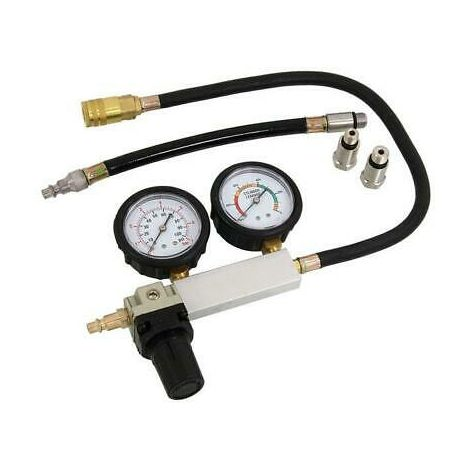 Petrol Engine Compression Tester Intakes, Exhaust Valves /Cylinder Head
