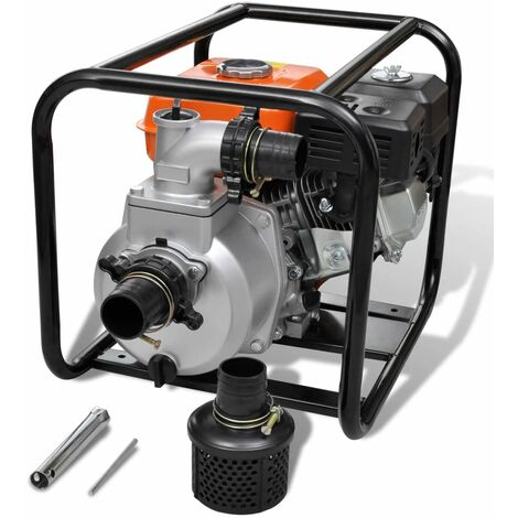 Petrol Engine Water Pump 80 mm Connection 6.5 HP