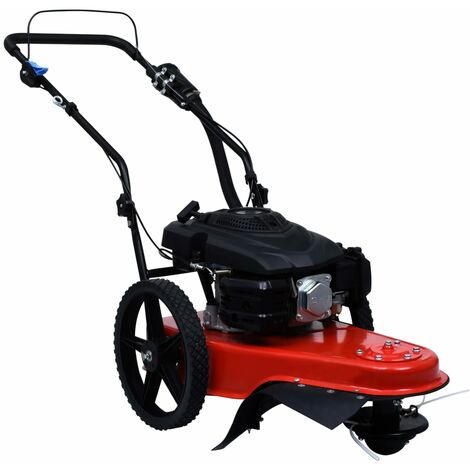 Petrol High Grass Mower with 173 cc Engine