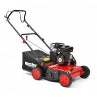 Petrol Lawn Aerator to promote a healthy garden lawn