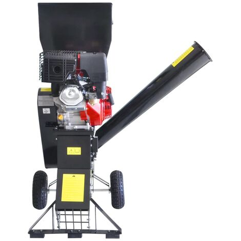 Petrol-powered Wood Chipper with 13 HP Motor QAH04150