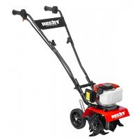 Petrol Rotavator/Tiller to Prepare Soil for New Lawns, Vegetable or Fruit plots