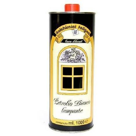 Petrolio bianco lampante 1 litro - Italchimici Foligno