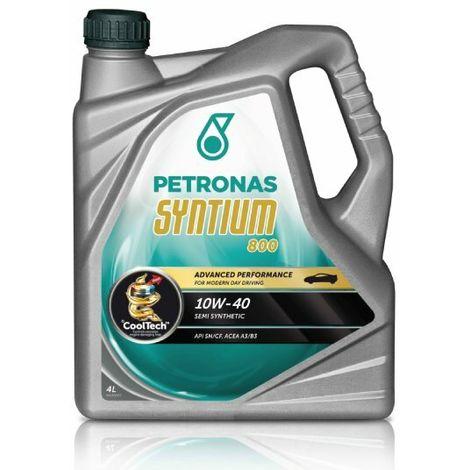 Petronas - Olio Motore Syntium 800 10W-40 Lt. 4