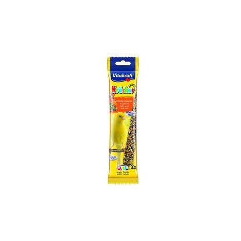 Pets Choic - Vitakraft Canary Stick Honey 58g - 2pk 21104