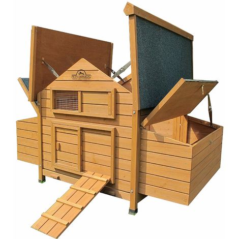 Pets Imperial® Stunning Savoy Chicken Coop Traditional Style Hen House