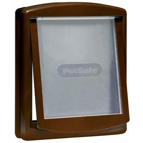 PetSafe 2-Way Pet Door 760 Large 35.6x30.5 cm White 5023