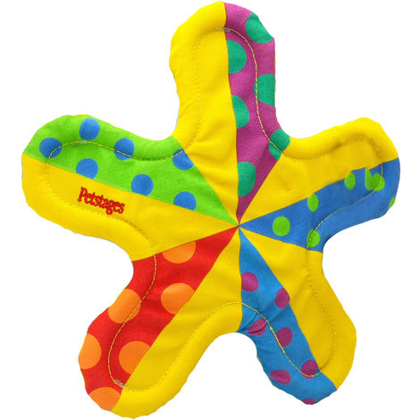 Petstages Fitness Fling Dog Toy (One Size) (Multicoloured)