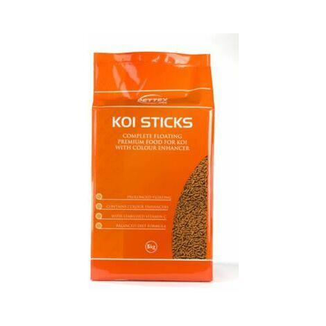 Pettex Orange Koi Sticks 5kg x 1 (49938)