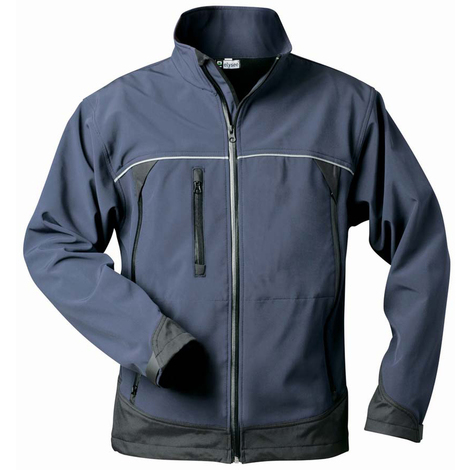 Giacca impermeabile blu 7978E Workwear Rain Beta