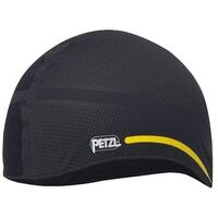 PETZL Bonnet respirant LINER Noir - A016AA