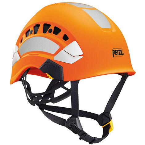 PETZL Casque de protection haute visibilité VERTEX VENT HI-VIZ - A010EA