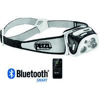 Petzl - Linterna Frontal recargable PETZL REACTIK Negro 300 lumens
