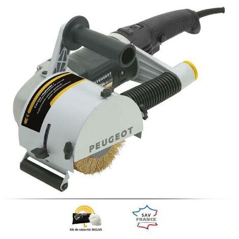 PEUGEOT Décapeur a rouleau - Energybrush-1500 - 1500 W - Diametre de l'abrasif 120 mm Peugeot Bricolage
