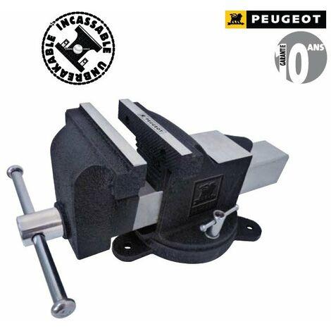 Peugeot - Etau d'établi Pivotant 150 mm - EBT 150 - TNT